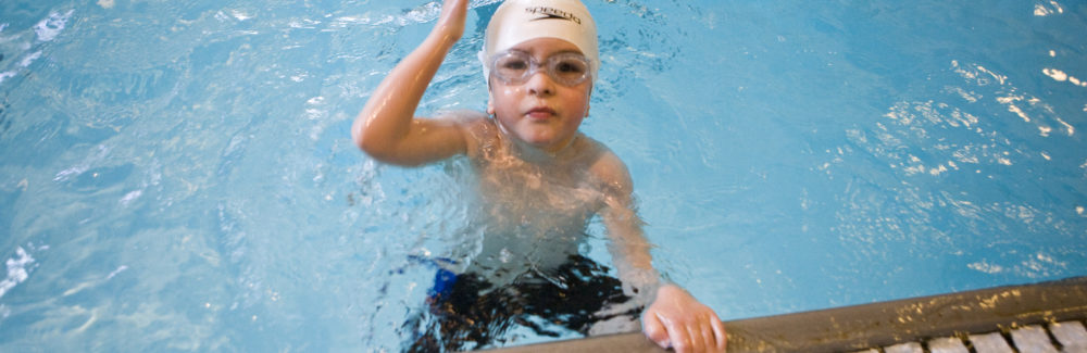Group Swim Lessons -- Level 2 - 10:15 a.m.