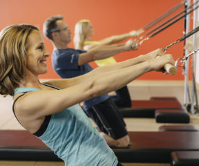 Fitness Advantage Pilates