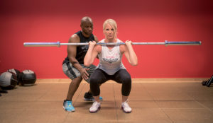 Getting Fit through functional training