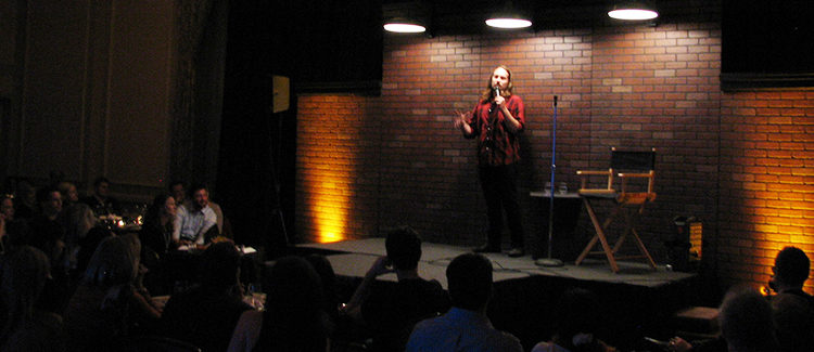 Seattle International Comedy Competition Night 1 Finals