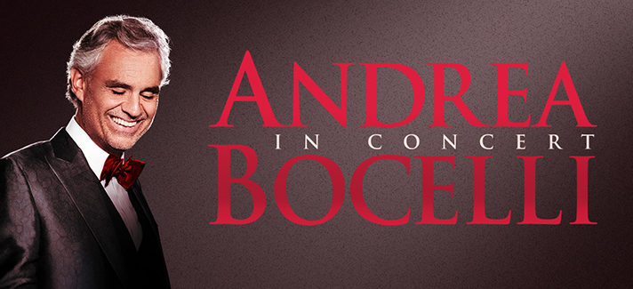 Andres Bocelli