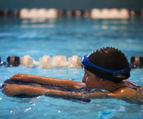 GROUP SWIM LESSONS — LEVEL 6 – 11:15 A.M.