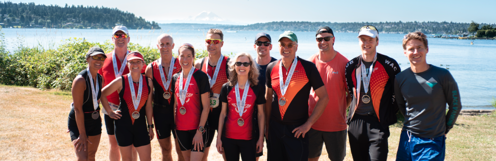 Seafair Triathlon 2019 | Washington Athletic Club