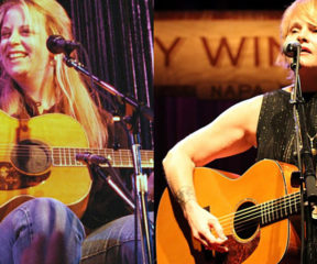 Mary Chapin Carpenter & Shawn Colvin: Together on Stage at Benaroya Hall - SOLD OUT