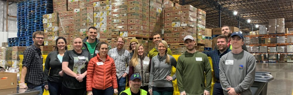 Young Adult Volunteer Night - Full