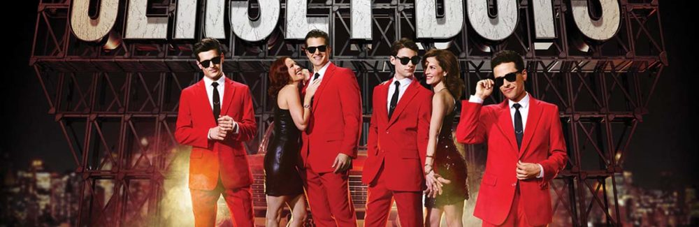 Jersey Boys at The 5th Avenue Theatre