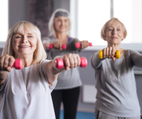 Exercise for active aging 1