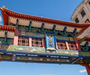 A Touch of Chinatown