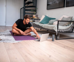 Online fitness with the WAC 2