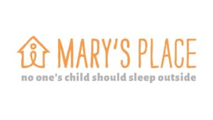 The logo for Mary's Place